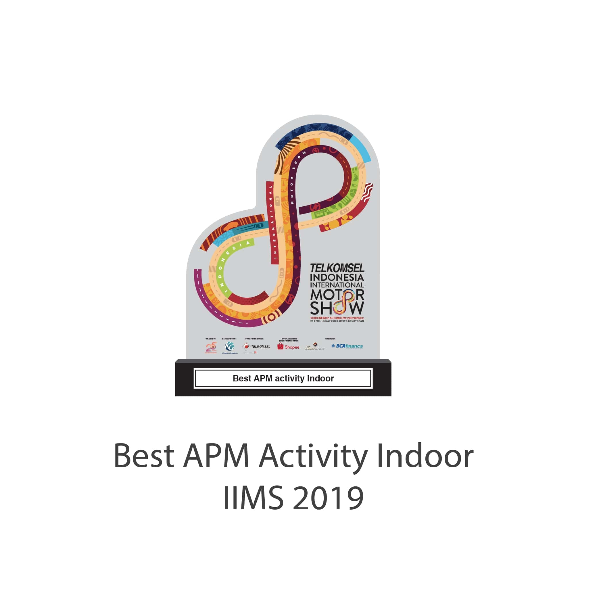 IIMS 2019 - Best APM Activity Indoor - DFSK