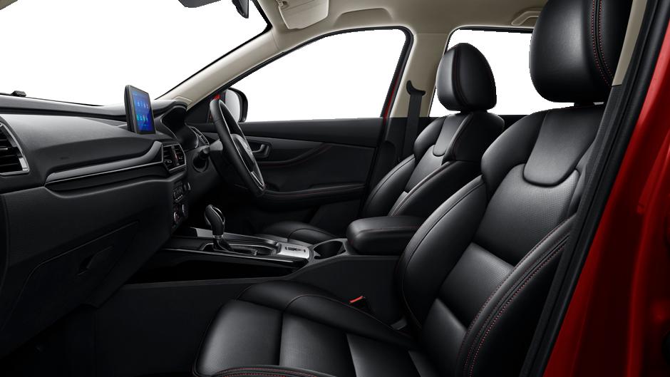 Interior Mobil DFSK Glory 560
