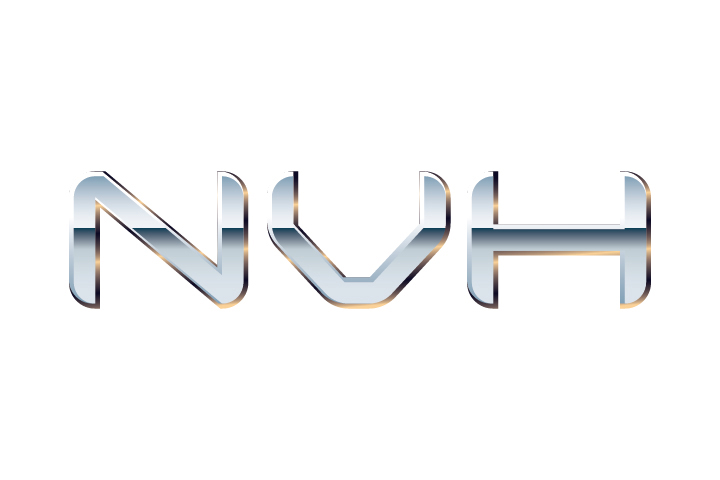 Over 200 spots of NVH designs