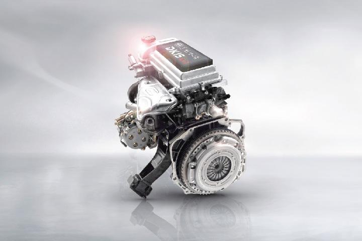 DK15 Gasoline Engine
