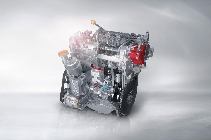 SFD Diesel Engine