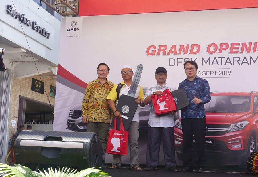 Dealer DFSK Mataram Melayani Kebutuhan Mobilitas Pulau Lombok
