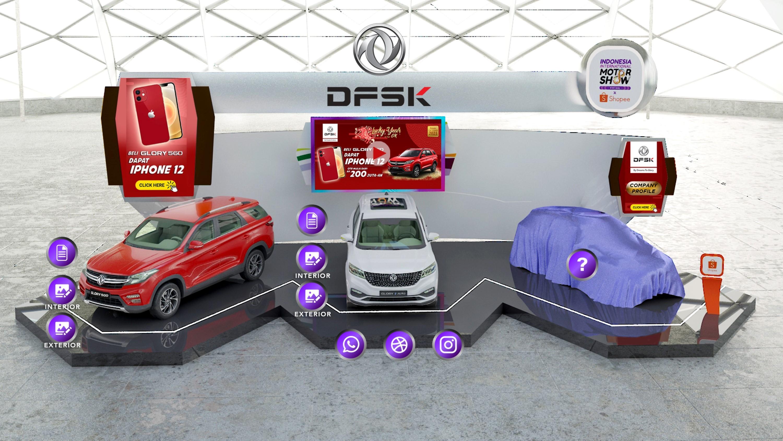 DFSK Ikut Serta Memeriahkan IIMS Virtual 2021 - [en]
