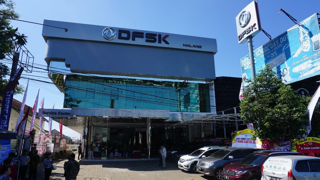 Dealer DFSK Malang Siap Penuhi Kebutuhan Mobilitas Malang Raya - [en]
