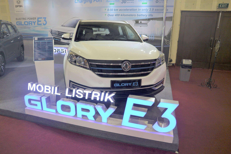 DFSK Ikut Serta di Indonesia Electric Motor Show 2019