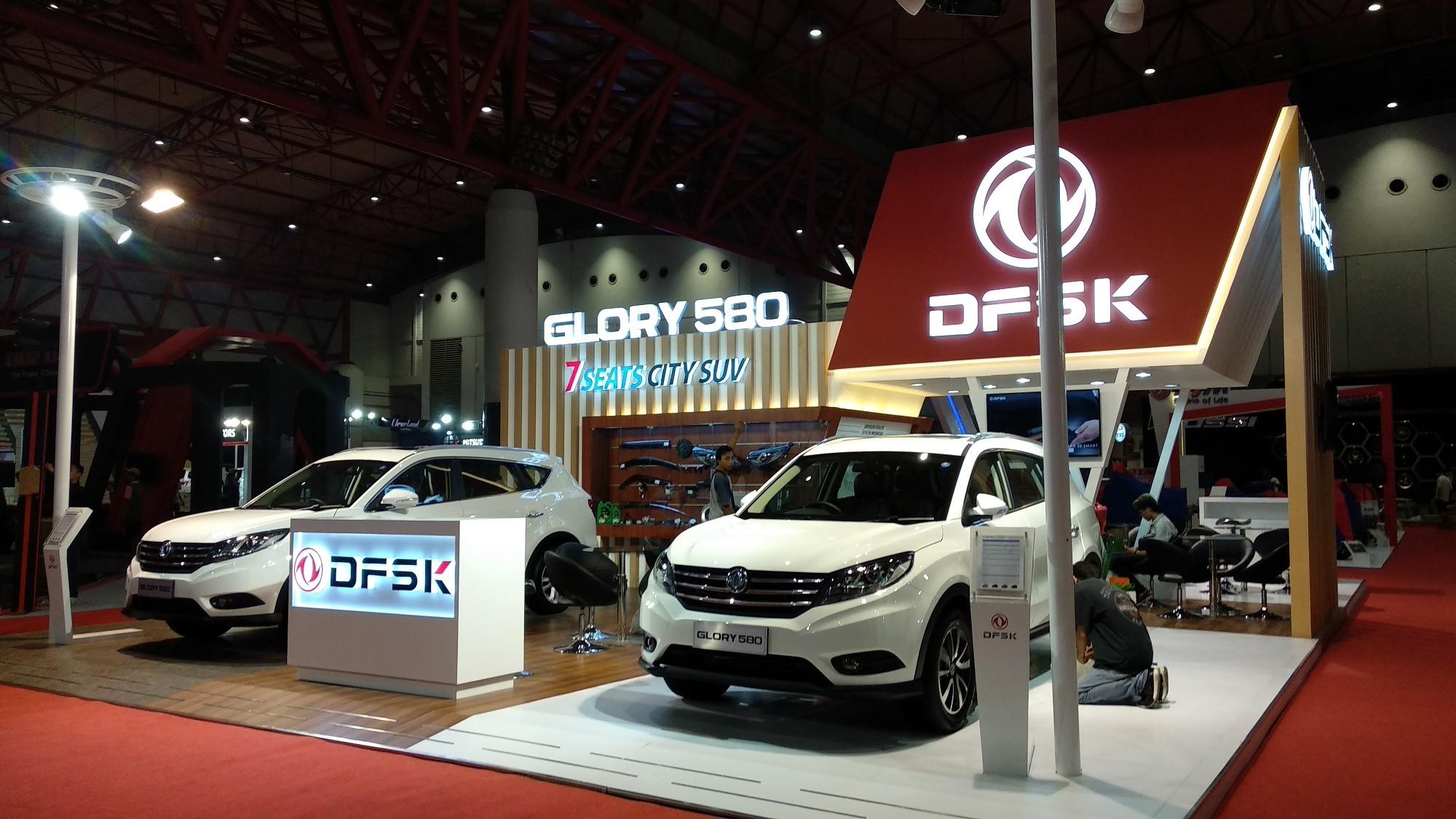 "Jakarta Fair Kemayoran 2018: ""DFSK Brings Flagship Products"""