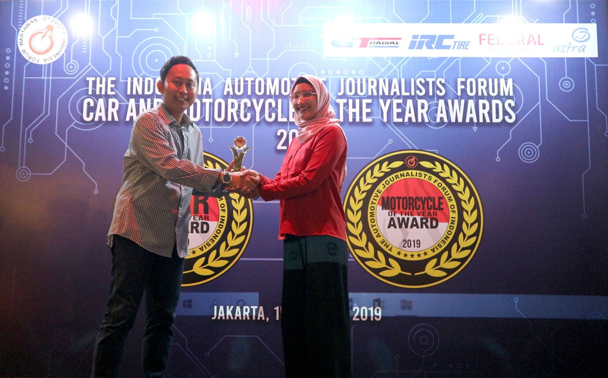 DFSK Glory 560 Masuk Ke Dalam FORWOT Car of the Year 2019