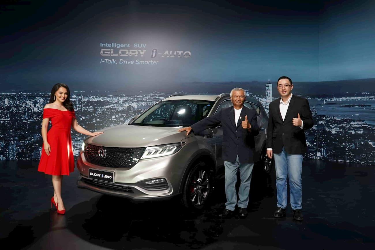DFSK Glory i-Auto Resmi Mengaspal di Indonesia - [en]