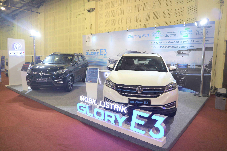 DFSK Glory E3 Tawarkan Kemampuan Baterai yang Luar Biasa - [en]