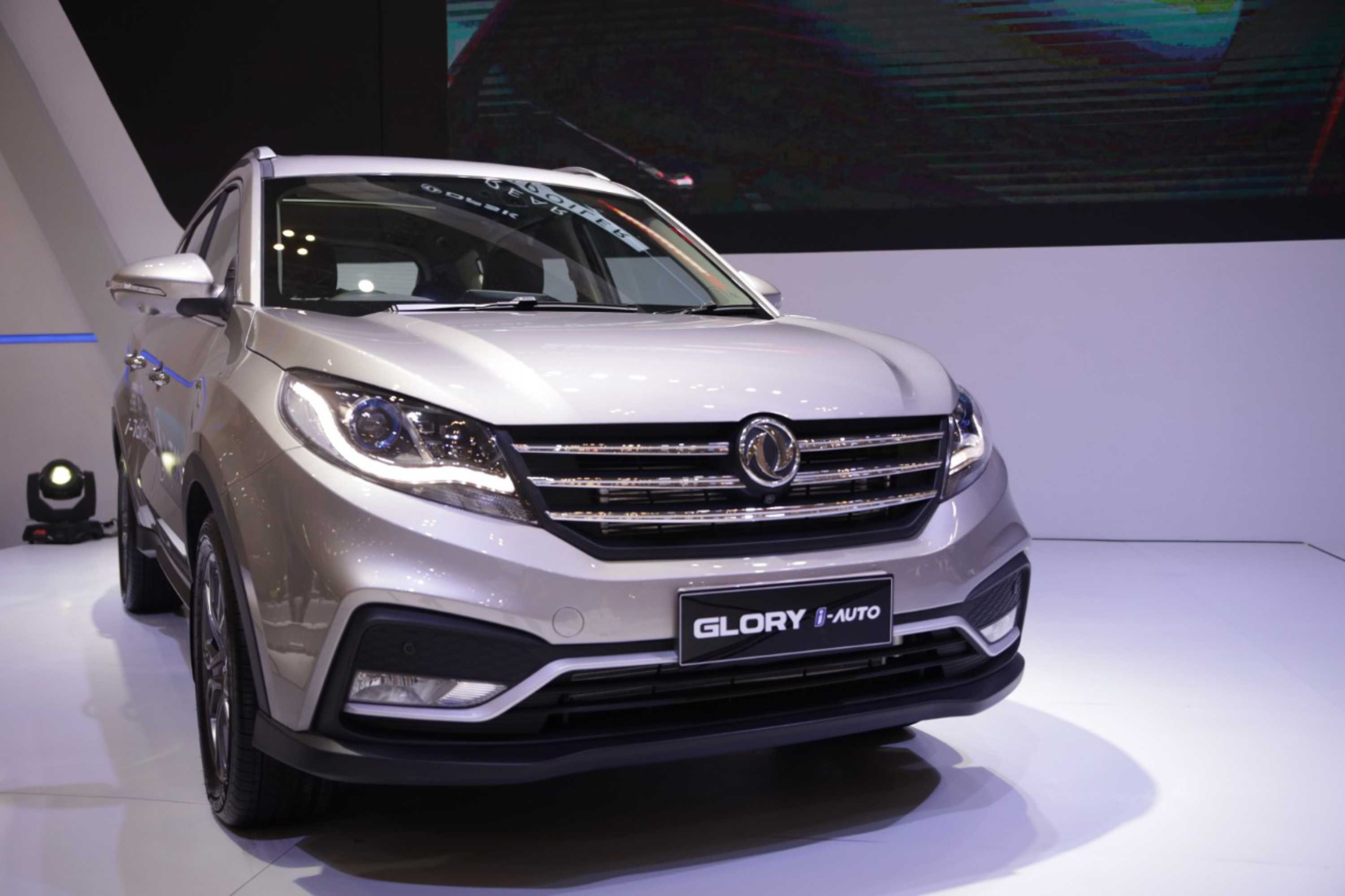 DFSK Glory i-Auto First Debut di GIIAS 2019
