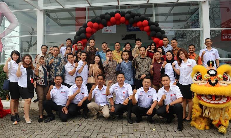 Grand Opening Dealer DFSK Lampung & Peluncuran DFSK Glory 560, Harga Mulai Rp 199 Juta