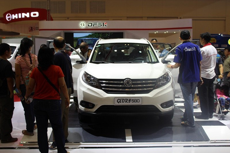 DFSK Motors Joins GIIAS 2017