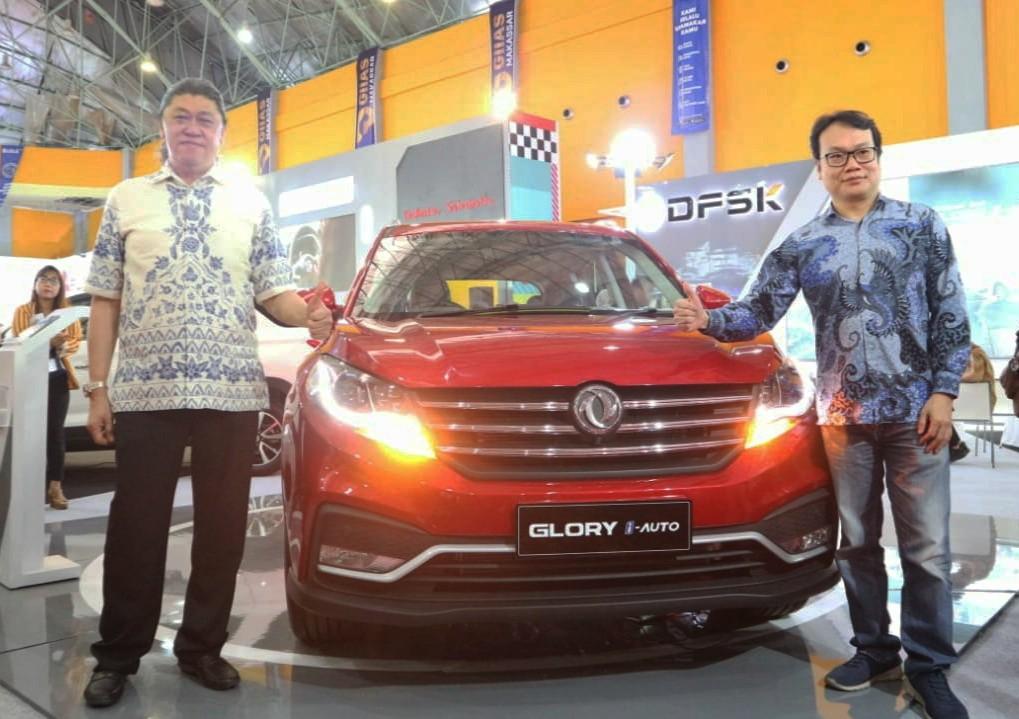 DFSK Glory i-Auto Sapa Sulawesi Melalui GIIAS Makassar 2019