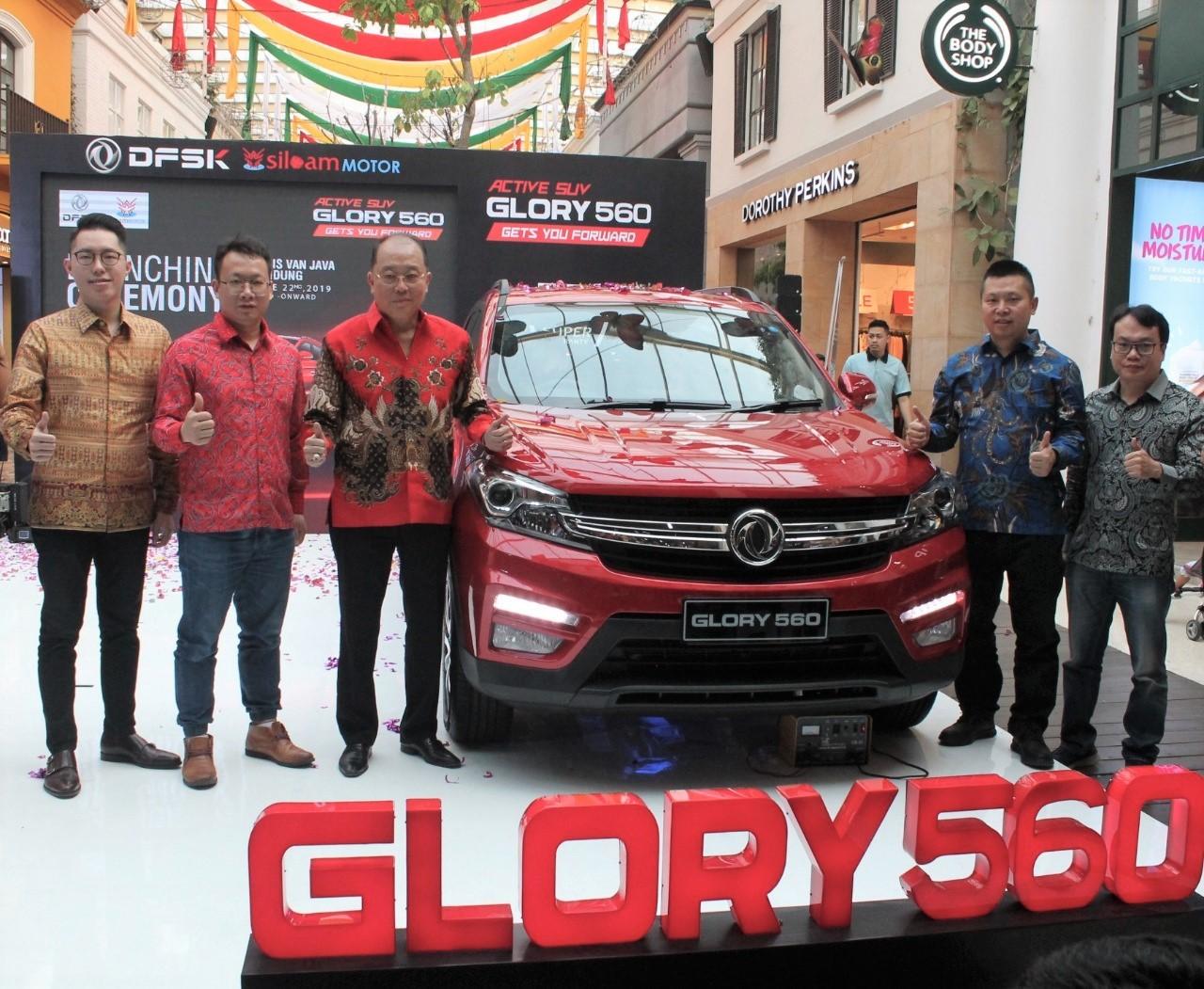 DFSK Glory 560 Idola Baru Warga Bandung