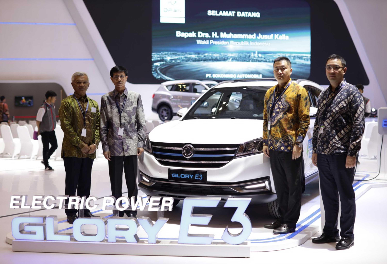 DFSK Dukung Implementasi Kendaraan Listrik di Indonesia