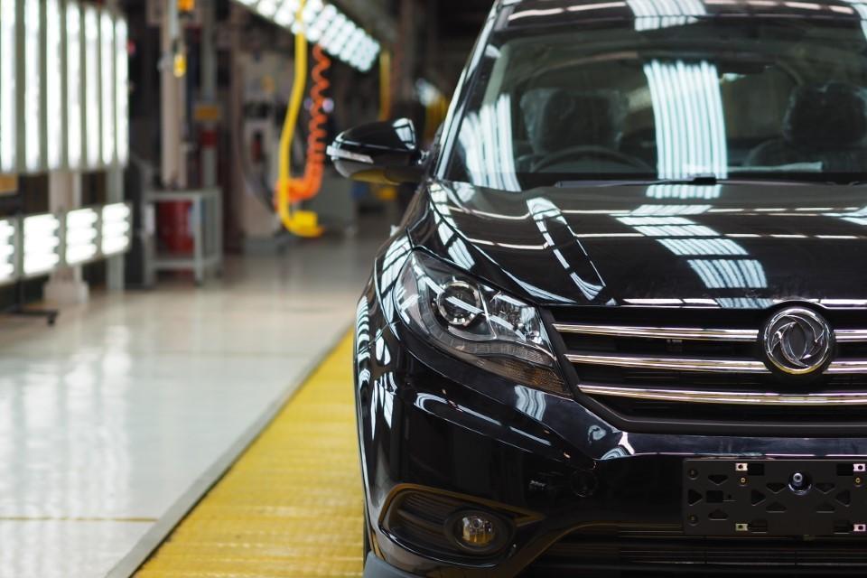 Mobil SUV Premium dengan Harga Terjangkau dari DFSK - [en]
