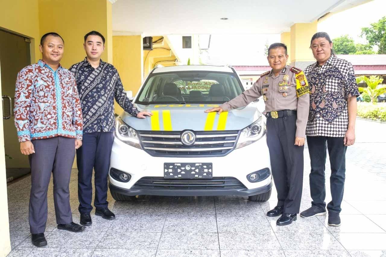 DFSK Indonesia Donasikan Glory 580 Kepada Polda Sulawesi Tengah - [en]